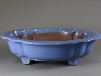 Maceta Bonsai esmaltar Mokko