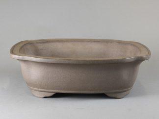 Maceta Bonsai sin esmaltar mokko