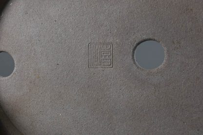 Maceta Bonsai sin esmaltar ovalada - 31,7x23,9x5,2
