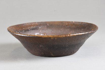 Maceta Bonsai sin esmaltar redonda - 13,6 x13,6x3,8