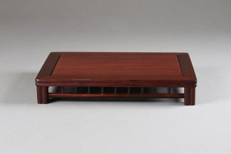 Mesa rectangular 18x13x3 cm Shohin